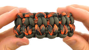 woven survival bracelet images Survival pax blog paracord how to qd blaze bar bracelet jpg