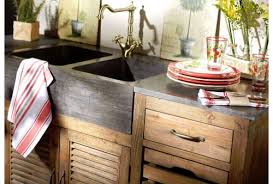 meuble cuisine avec evier meuble de cuisine avec evier inox meuble vier sur pieds pour