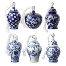 mini jar ornaments set of 6 williams sonoma