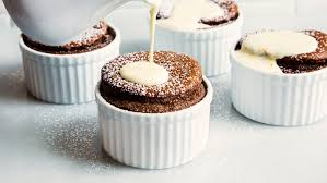 chocolate soufflé with orange sauce recipe tasting table