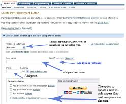 how to add a paypal button link to your facebook p paypal