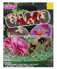 camouflage easter eggs great easter egg dye kits for everyone to dye eggs with shopswell