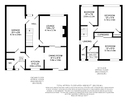 wells cathedral floor plan 3 bed semi detached house for sale in bignal rand drive wells ba5