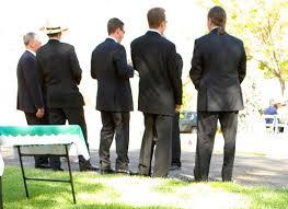 wedding men s attire green wedding guide men s bridal party attire inhabitat