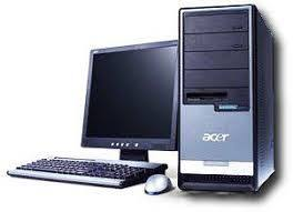 ordinateur de bureau ordinateur de bureau acer complet tayara
