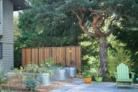 water trough garden houzz