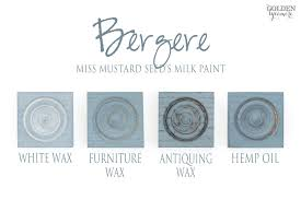 january colors of the month bergere miss mustard seeds milk paint