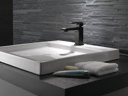 delta 567lf blmpu ara one handle lav faucet matte black ebay