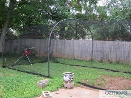 backyard baseball batting cages backyard pic home interior