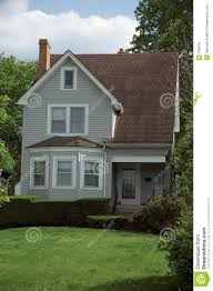 bungalow home small bungalow house royalty free stock image image 766876