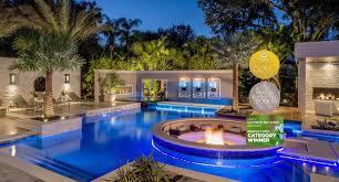 Florida Outdoor Furniture by Ryan Hughes Design Build Swimming Pool Builders Designers