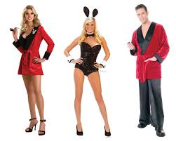 Male Stripper Halloween Costume Playboy Bunny Hugh Hefner Costumes Costume Party
