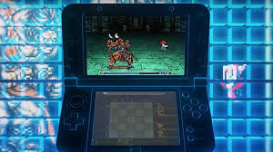 final fantasy puzzle game announced for 3ds the free to play