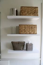 Bathroom Shelves Ideas Best 25 Shelves Above Toilet Ideas On Pinterest Half Bathroom