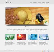 Free Template Html by Delphic Free Html Template