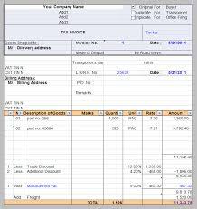 9 free tax invoice templates free u0026 premium templates