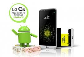 upgrade android android nougat update released to lg g5 how to install ibtimes