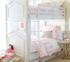 Barn Bunk Bed Stunning Pottery Barn Bunk Bed Madeline Bunk System With Bed