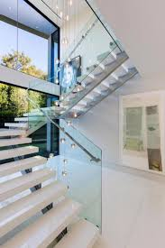 contemporary homes interior 140 best glass in interior design images on