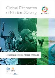Human Trafficking Estimates by Statistics On Forced Labour Modern Slavery And Human Trafficking