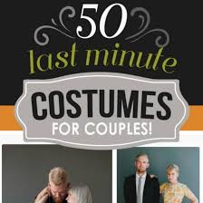 easy couples costumes 50 last minute couples costume ideas