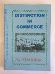 distinction in commerce bookworld zambia online