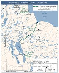 Map Of Winnipeg Canada by Manitoba Protected Areas Announcements