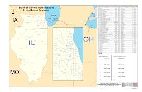 Wisconsin Lake Maps by Great Lakes Water Utility Map Sustainable Water Delivery Wayne