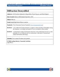 light waves lesson plans u0026 worksheets reviewed by teachers