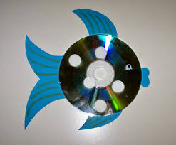 le baby bakery cd fish craft