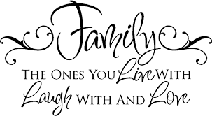 family quotes vinyl wall decals live laugh