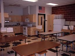 home economics kitchen design wallace junior senior high school