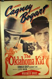 Oklahoma travel posters images The oklahoma kid 1 sheet humphrey bogart and james cagney JPG