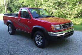 nissan tacoma truck retro review 1998 2004 nissan frontier epautos libertarian