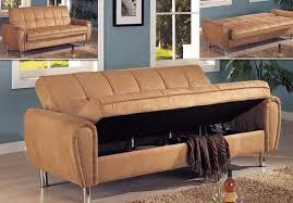 caramel microfiber futon sofa bed s3net sectional sofas sale