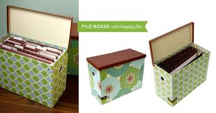 Decorative Hanging File Boxes 26 Cool Home Office Organization Products Yvotube Com