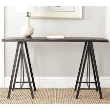 Safavieh Console Table Safavieh Troy Dark Brown Console Table Free Shipping Today