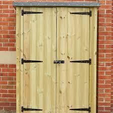 Wood Storage Cabinet Buy Outdoor Wooden Lockable Storage Cupboard Tts