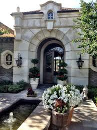 beautiful house entrance for traditional home design lestnic