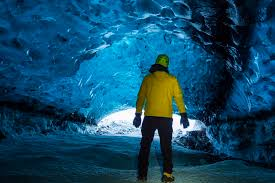 The Crystal Cave Iceland Ice Cave Iceland Iceland Ice Cave Tour Glacial Lagoon Crystal