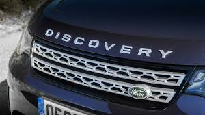 blue land rover discovery 2017 2017 land rover discovery motor1 com photos