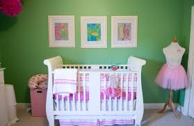 lilly pulitzer nursery project nursery