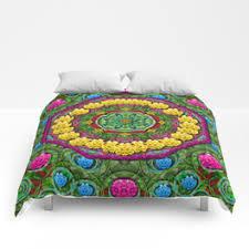 Bohemian Style Comforters Hippie Comforters Society6