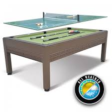 ping pong cover for pool table outdoor wicker billiard table with table tennis top