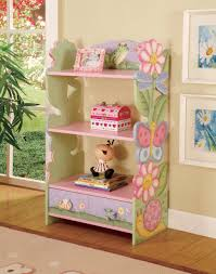 white kids bookcase furniture home beautiful white kids room shelf with colorful