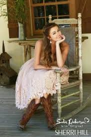 sadie robertson homecoming hair favorite sherri hill sadie robertson high school pinterest sadie