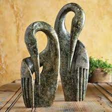 Zimbabwe Soapstone Carvings African Soapstone Etched Hearts Soapstone Africans And African Art