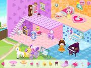 Dolls House Decorating Games Play Princess Doll House Decoration Game Online Y8 Com