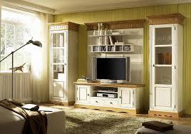 Wohnzimmerschrank Pinie Weiss Wohnzimmermöbel Landhausstil Mxpweb Com