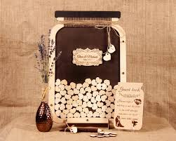 wedding guest book alternative ideas wedding guest book alternative jar wooden guestbook